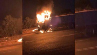 Photo of Murió camionero que sufrió quemaduras en atentado incendiario en la Araucanía
