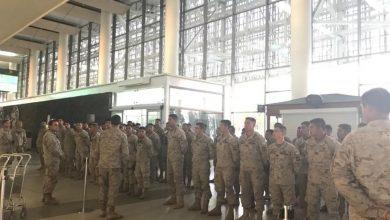 Photo of Dotación militar de Iquique llegó a apoyar labores preventivas en Temuco