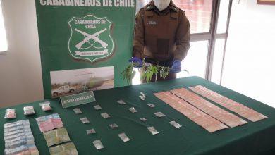 Photo of Carabineros del OS-7 detienen a ciudadanos cubanos por venta de cocaína y marihuana en Temuco