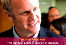 """Photo of Senador Felipe Kast: """"el límite a la reelección va y para todos"""""""