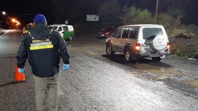 Photo of Detienen a hombre ingresando a Pucón tras haber quebrantado cuarentena obligatoria