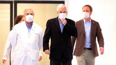 Photo of Alcalde Jadue se querella por cuasidelito de homicidio contra Piñera y Mañalich