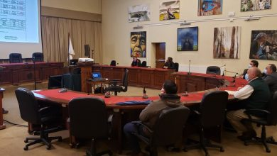 Photo of Comité de Emergencia de Temuco se reúne para coordinar acciones ante frente de mal tiempo