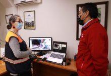 Photo of Gobernador de Cautín y directora de Onemi Araucanía monitorean sistema frontal que afecta a la región