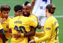 Photo of Con gol de Arturo Vidal gana el Barcelona y sigue soñando con el título de España