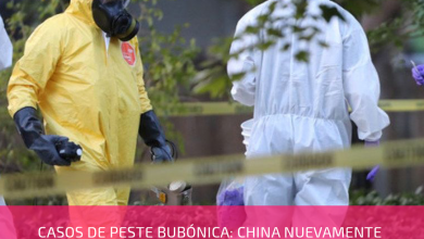 Photo of Casos de peste bubónica: China nuevamente  en alerta sanitaria
