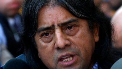 """Photo of Aucán Huilcamán por incidentes en La Araucanía: """"Aquí hay una responsabilidad total del ministro del Interior"""""""