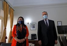 Photo of Diputado Meza se reúne con ministra Karla Rubilar y solicitó respeto al Convenio 169 de la OIT.