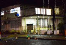 Photo of Desalojo de la municipalidad de Victoria dejó 20 detenidos