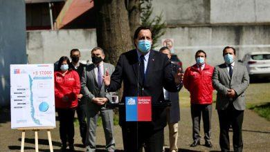 """Photo of Ministro del Interior en visita a La Araucanía asegura que """"todos los chilenos debemos ser intransigentes ante la violencia"""""""