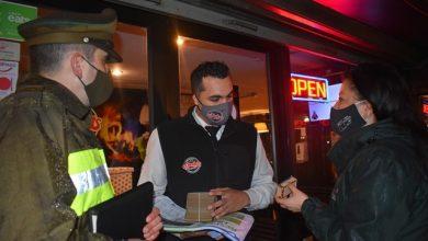 Photo of Dirección de Seguridad Ciudadana efectúa operativo de prevención en pubs y locales nocturnos de Temuco