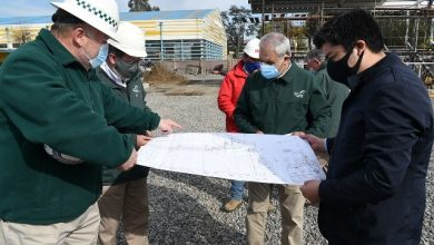 Photo of Para diciembre estará construido nuevo estadio del Liceo Pablo Neruda