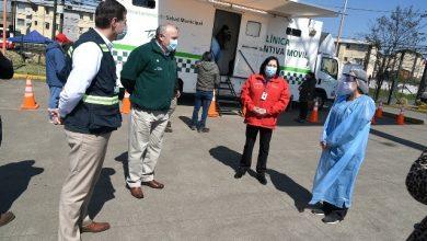 Photo of Municipalidad de Temuco ha realizado más de 12 MIL TEST PCR gratuitos durante la pandemia