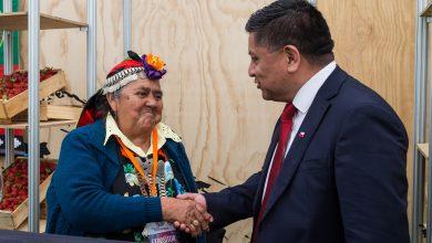 """Photo of Encargado Programa Chile Indígena de CONADI y participación de la Mujer Indígena: """"Valoramos la inclusión de las mujeres indígenas en las organizaciones y el desarrollo de los territorios"""""""