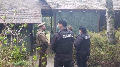 Photo of Intensa fiscalización de Carabineros y la Armada a casas de veraneo en Pucón