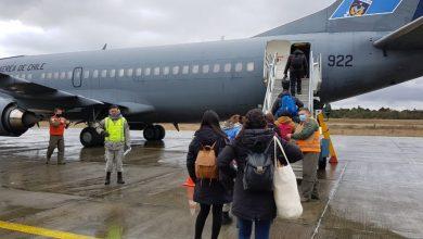 Photo of Enfermeras y enfermeros del Hospital de Temuco viajaron a la Región de Magallanes en apoyo a fuerte alza de Covid en la zona