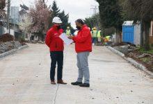 Photo of MOP trabaja en el mejoramiento de las pasadas urbanas de la ciudad de Collipulli