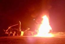 Photo of Grupo mapuche se adjudicó atentado incendiario que dejó 12 camiones quemados en La Araucanía