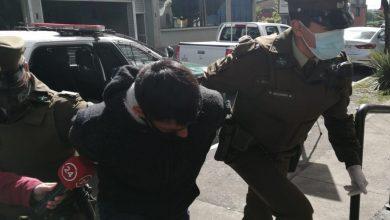 Photo of Prisión preventiva para delincuente que registra 119 detenciones en Temuco