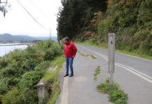Photo of MOP comienza obras de mejoramiento de ruta de acceso a Caleta de Queule en la comuna de Toltén