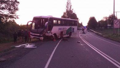 Photo of Un fallecido y 7 lesionados  deja accidente de tránsito en la ruta  Cunco -Melipeuco