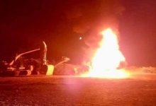 Photo of Ataque incendiario deja 16  máquinas quemados en Carahue