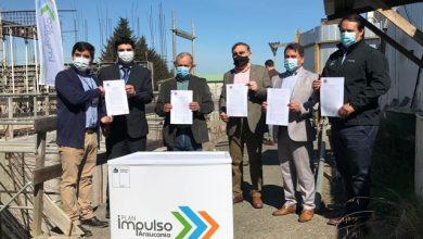 Photo of Servicio de Salud Araucanía Norte firmó contrato para reactivar obras del Hospital de Curacautín
