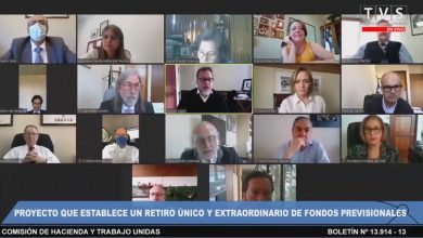 Photo of Con voto favorable de José García y con abstenciones de oposición, iniciativa de Piñera avanza en la Comisión de Hacienda y Trabajo del Senado