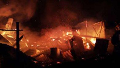 Photo of Un incendio consume completamente una escuela en La Araucanía
