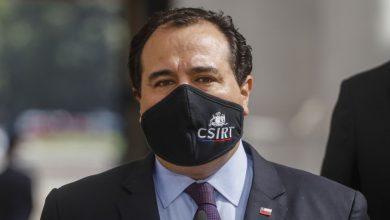 """Photo of Subsecretario del Interior por manifestaciones: """"400 personas no van a amenazar nuestra democracia"""""""