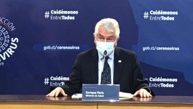 """Photo of Ministro Paris advierte que eventual segunda ola sería """"mucho más grande"""" y que podría colapsar al sistema"""