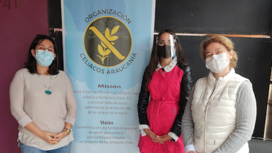 Photo of Celiacos Araucanía por primera vez se organizaron y entregaron cajas de alimentos con productos sin gluten.
