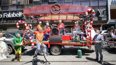 Photo of Municipalidad de Temuco reúnen la magia en una caravana familiar «Sueños de Navidad»