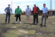 Photo of Solicitan revisar obras de estadio El Alto en Padre Las Casas