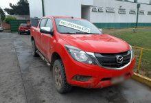 Photo of Carabineros recupera vehículo robado por encapuchados armados en Victoria
