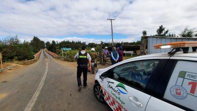 Photo of Municipalidad de Temuco establece mesa de trabajo en seguridad con vecinos del sector rural Rucapangue