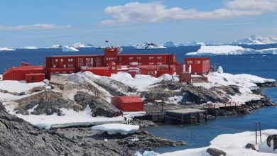 Photo of Base Antártica Capitán General Bernardo O'Higgins Riquelme desarrolla sus  funciones en forma normal