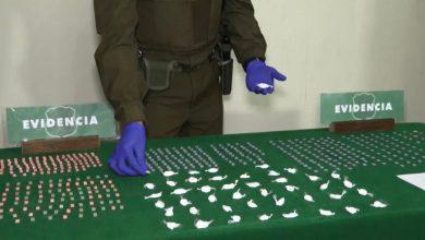 Photo of Carabineros desarticuló banda dedicada a la venta de éxtasis y cocaína en La Araucanía
