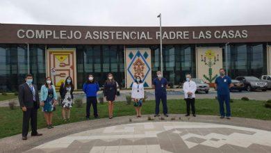 Photo of Complejo Asistencial Padre Las Casas y Hospital Regional de Temuco buscan fortalecer trabajo complementario y en red