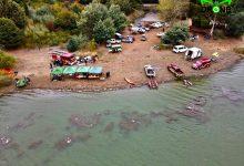 Photo of Encuentran cuerpo sin vida de uno de los pescadores desaparecidos en el Tranque Huelehueico
