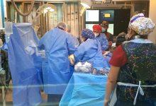 Photo of Especialistas del Hospital Regional realizan con éxito radiología intervencionista en el parto.