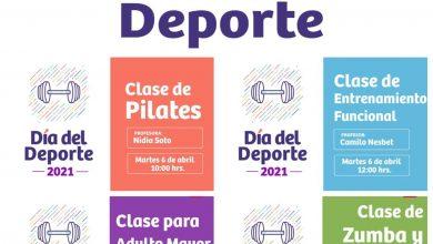 Photo of Mindep/IND Araucanía invitan a la comunidad a participar del «Día Internacional del Deporte y la Actividad Física»