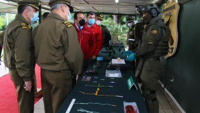 Photo of Allanamiento en Traiguén: OS-7 de Carabineros incauta armas de fuego y fusiles a funcionario del Poder Judicial