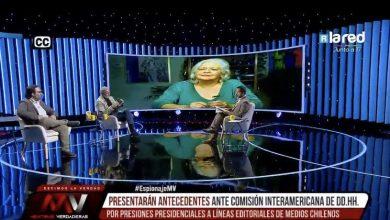 Photo of La señal televisiva La Red, presentará antecedentes en la Comisión Interamericana de Derechos Humanos ante presiones de la presidencia de cambiar línea editorial
