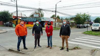 Photo of Peligrosa esquina de sector Santa Rosa finalmente tendrá semáforo ante reclamos de vecinos