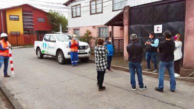 Photo of Luego de décadas vecinos de población Lavandero de Temuco plantearon necesidades a Aguas Araucanía