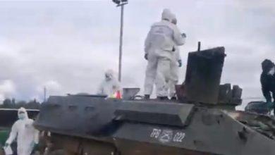 Photo of Fiscal Carlos Bustos sostiene que según los antecedentes, el Sargento primero fue abatido en una emboscada en la ruta R-35