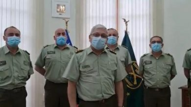 Photo of Autoridades se refieren a la muerte del sargento primero Francisco Benavides en Collipulli