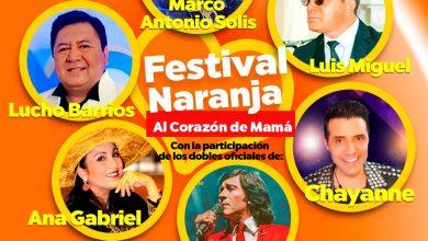 Photo of Comando de Roberto Neira organiza «Festival Naranja» para regalonear a las mamás en su día