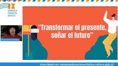 Photo of En La Araucanía lanzan Semana de la Educación Artística 2021 invitando a niñas, niños y jóvenes a soñar el futuro